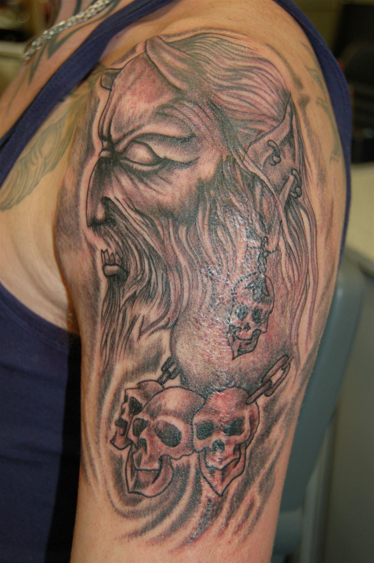 Geschichte Tattoo